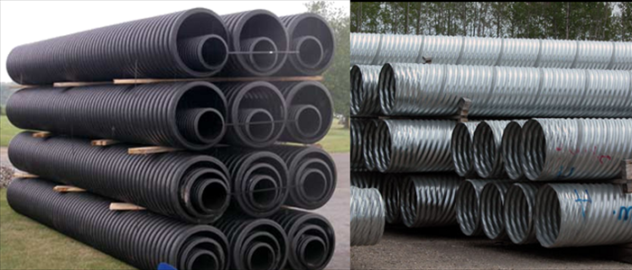Culverts & Drainage Supplies